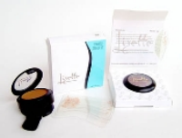 lizette mineral eyebrow kit skin care