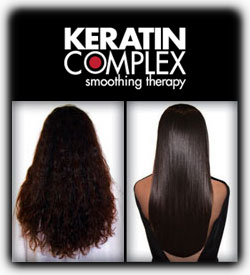 Keratin Smoothing Complex